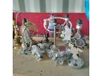 Job Lot x7 Lamps Mainly Brand New...