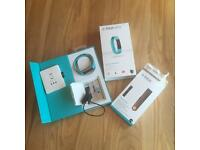 Fitbit Alta with two genuine Fitbit bands Plum & Teal