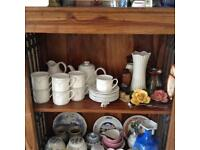 Antique and collectables sale.