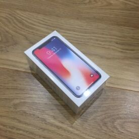 Iphone X 256GB - Space GREY - BRAND NEW SEALED - 2 years warranty