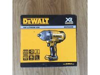 Brand New Dewalt DCF899N High Torque Impact Wrench 18V Cordless Brushless (Body Only)