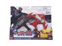 Marvel Captain America: Civil War: Marvel's Falcon Redwing Flyer.