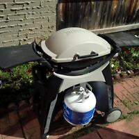 small Weber BBQ (as is)