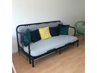 IKEA Fyresdal sofa bed/day bed. Free mattresses.