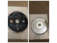 Will & Grace complete series 1-8 (+ bonus DVD)