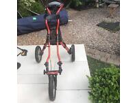 Sun mountain speedcart v2 golf cart pump tires