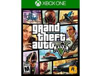 Looking for gta 5 xbox one