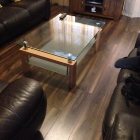 7mm laminate flooring supplied, delivered and fitted 20m2 £300.