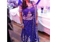 Asian Bridal/Reception Lengha Choli