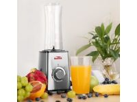 "New - Hometech 300W ""Portable/Personal"" Blender (Stainless Steel) 600ml"