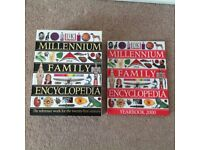 Dorling Kindersley Family Encyclopedia and Yearbook 2000