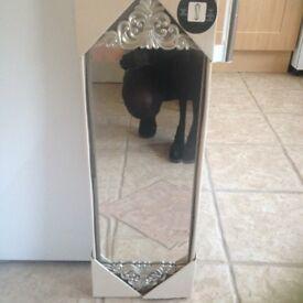 Mirror sliver