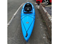 Prodigy II 14.5 Tandem Kayak with Spray Deck and Paddles