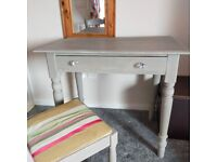 FREE dressing table and chair