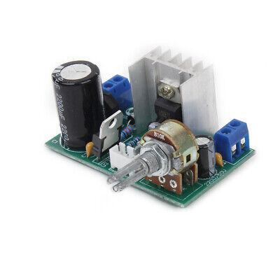 Acdc 3-40v Lm317 Adjustable Voltage Regulator Power Supply Module