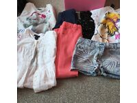 Girls clothes age 8-9