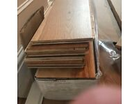 5m2 Left over Engineered Oak Flooring