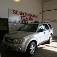 2012 Ford Escape XLT 4WD AUTOMATIC