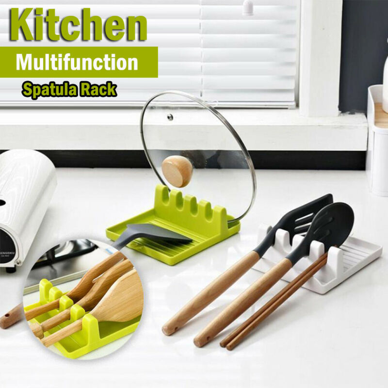 Kitchen Cooking Utensil Holder Spoon Rack Silicone Chopstick