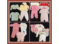 3-6 month girls clothes bundle