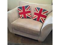Two seat 'cosy'sofa