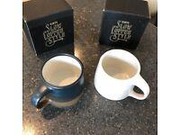 Kinto Coffee Mugs, pair of 2