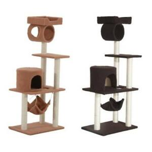 "Brand New @ WWW.BETEL.CA || 55"" Cat Tree Condo Scratching Post & Other Premium Cat Trees 