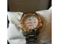 REDUCED ROTARY LADIES WATCH