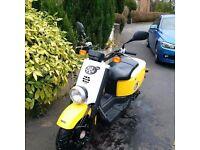 "Yamaha XF50 ""Giggle""............Immaculate"
