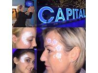 Petite Avenue Children's Face Painter in Essex for hire