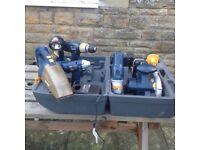 Robinson power tools