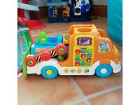 Vtech car transporter