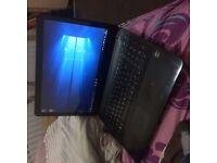 Laptop Sony vaio touch screen Intel i5. Win 10. 15.6 inch wide 8g ram. 1tb hard drive backlit keyboa