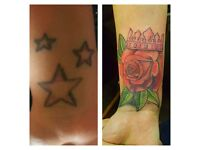 **Tattoo Artist** 10 years experience, looking for work