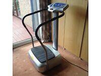 Power Vibe Vibration Plate Exercise Maachine