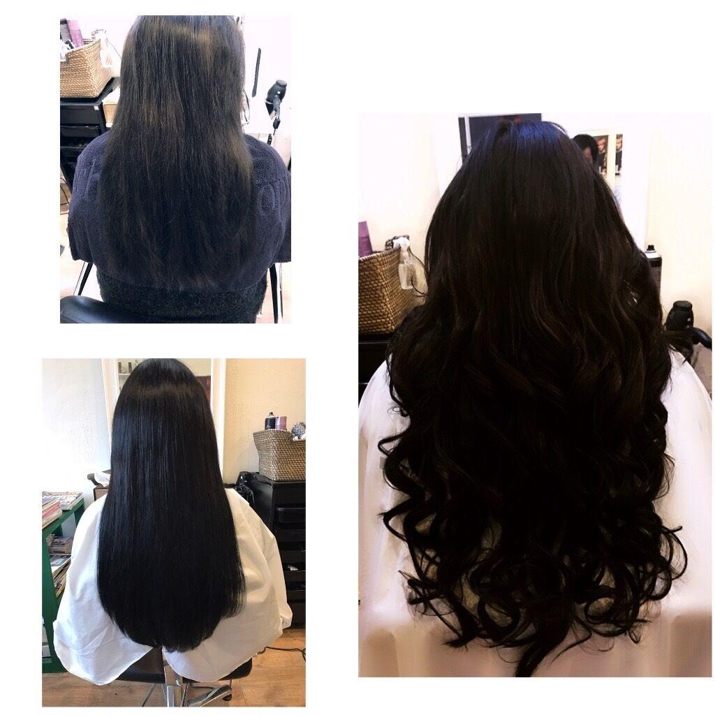 Weave in glasgow hair extensions wig services gumtree micro loop micro ring nano rings sew in weave hair extension glasgow pmusecretfo Image collections