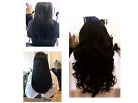 Micro loop/ micro ring, nano rings, sew in weave, hair extension Glasgow,