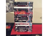 Brand new 2015 / 14 Job lot DVDs