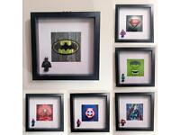 Brick Box Designs Box Frames