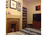 A Dbl room is available in a clean and friendly professional household in heaton