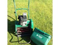 Cylinder lawnmower Suffolk punch 14 SK