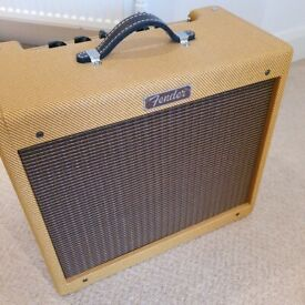 Fender Blues Junior in Lacquered Tweed Finish