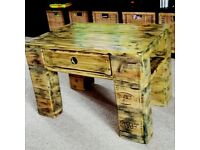 Coffee table. Solid wood