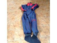Crew saver dry suit
