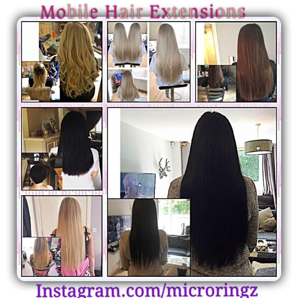 Mobile Hair Extensions In Liberton Edinburgh Gumtree