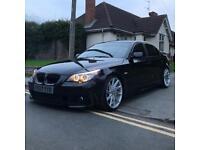 BMW E60 525d 3.0 Msport Lci