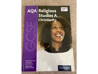 GCSE RS TEXTBOOOK AQA 9-1 (religious studies)