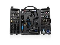 Sip air compressor and tool kit