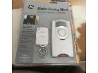 Motion - Sensing Alarm Keychain Remote Control