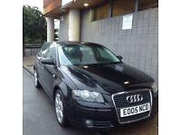 Audi A3 2.0 TDI Sport Sportback 5dr, Diesel,Manual+TIMING BELT DONE Over £1700 spent on major parts